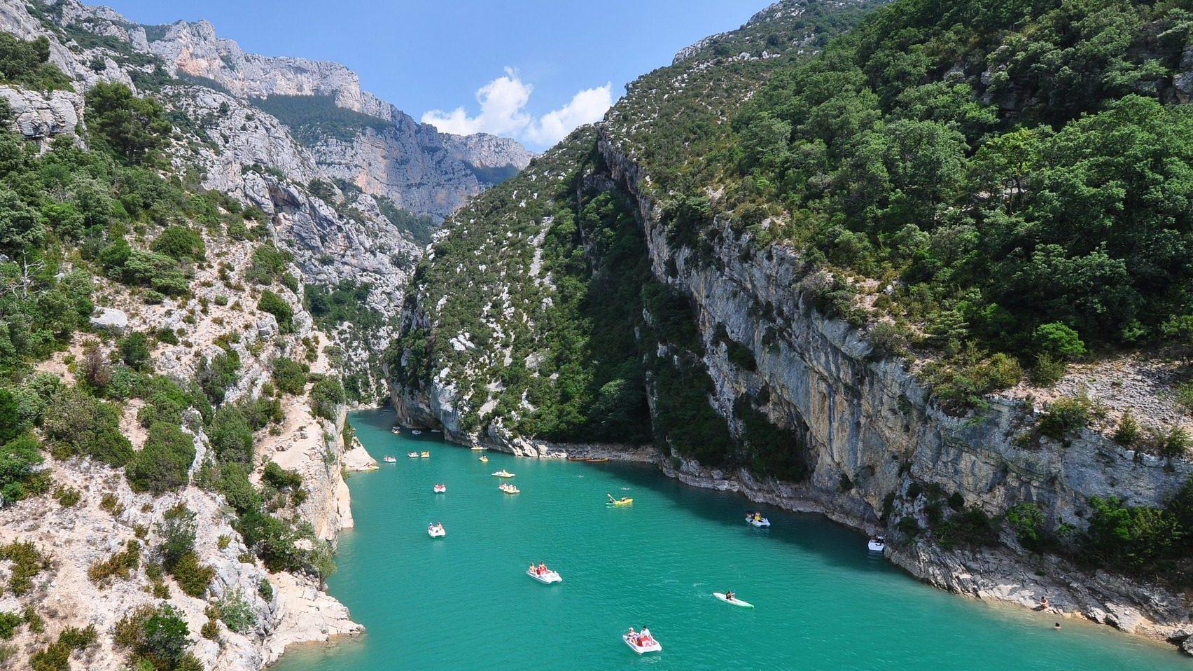 Van Azur - Gorges du verdon -